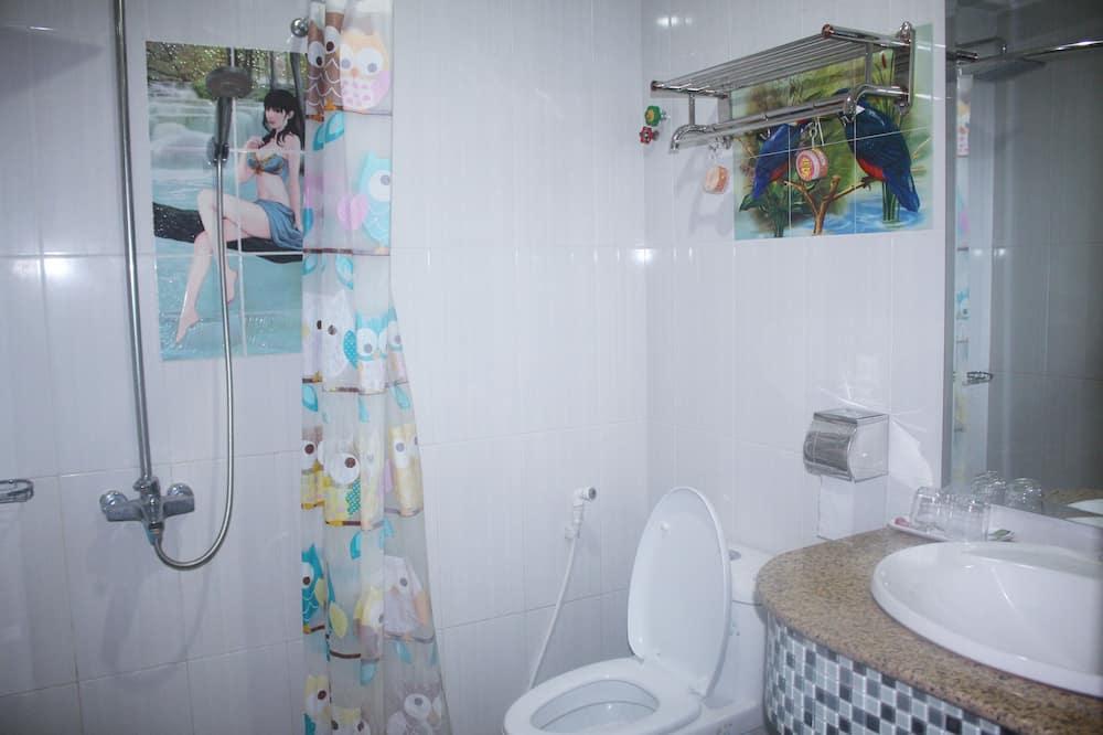 Habitación con 2 camas individuales - Cuarto de baño