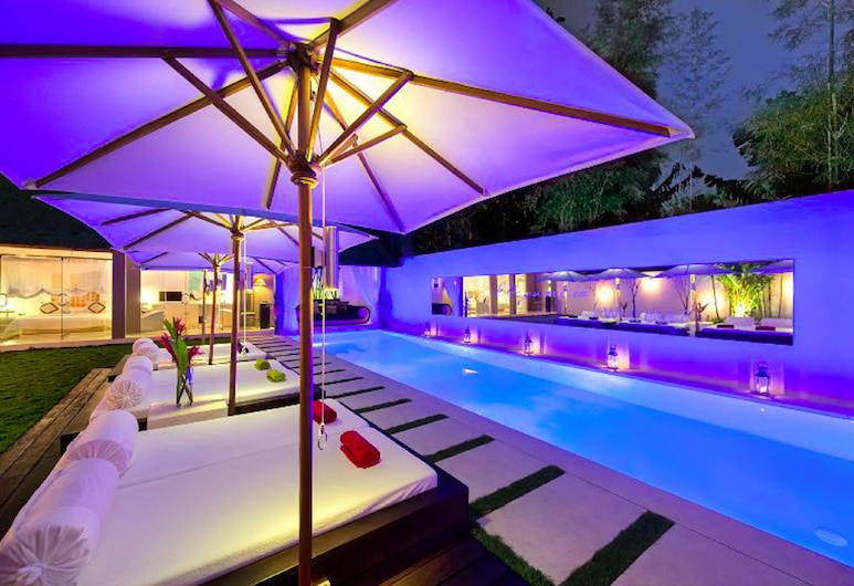 Villa Grande Seminyak, Seminyak, Outdoor Pool
