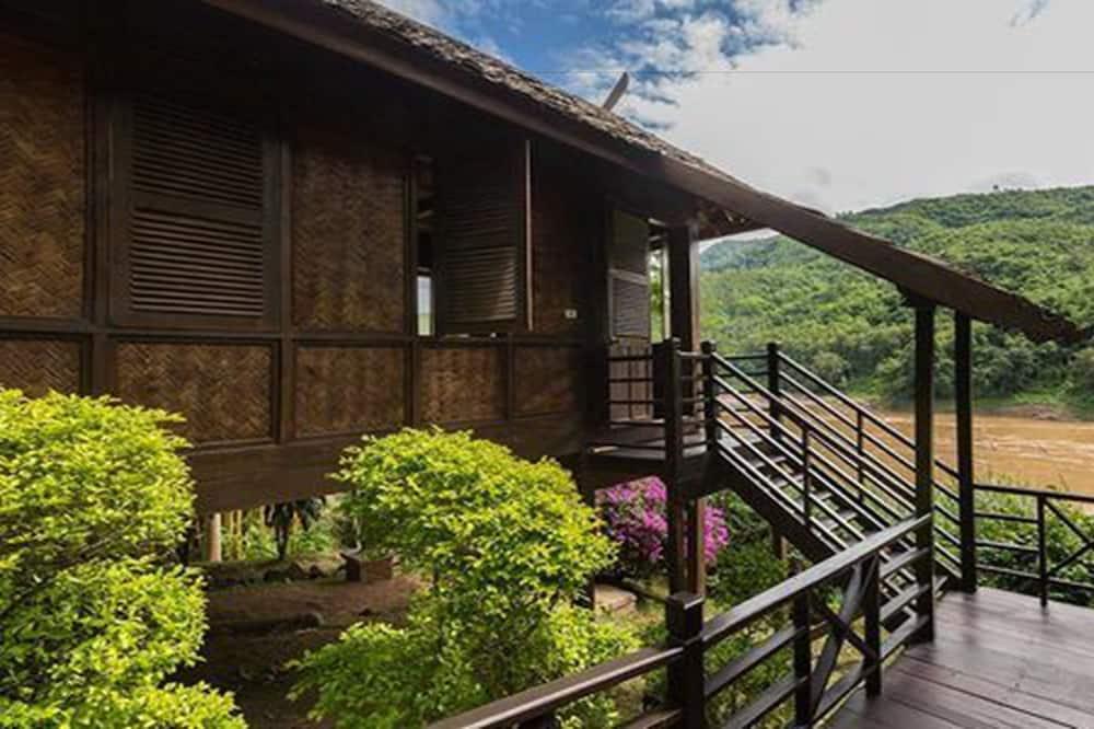 基本雙人房單人入住 - 陽台