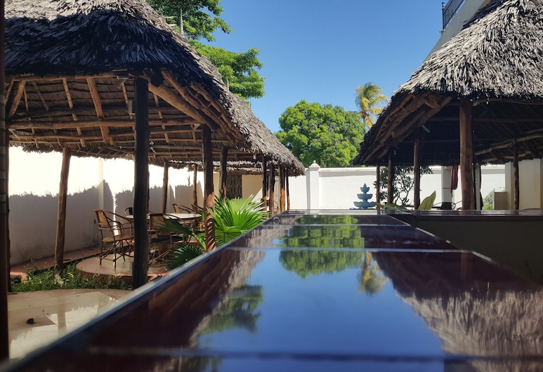 Hotel Executive, Ciudad de Zanzíbar, Restaurante