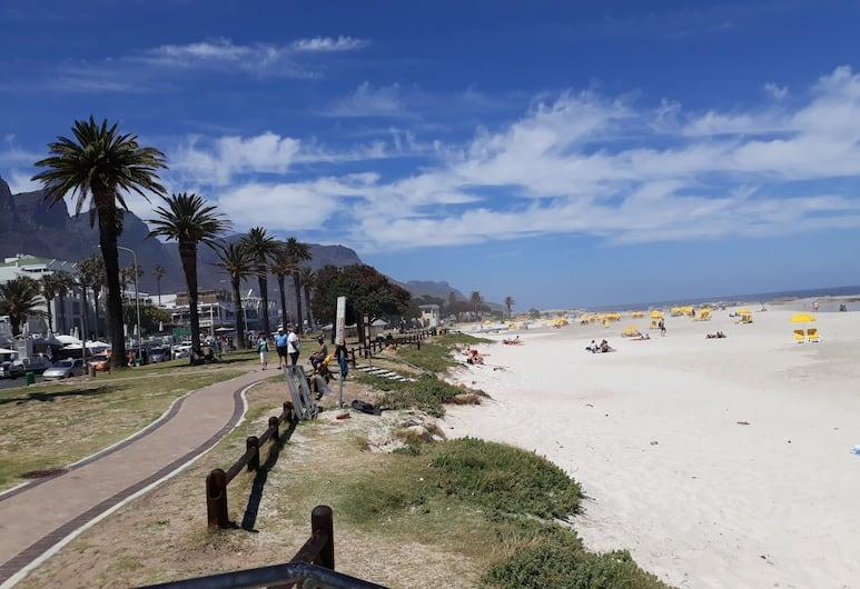 Camps Bay Apartment, Cape Town, Beach
