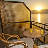 Standard Double Room, 1 Double Bed, Beach View - Balcony
