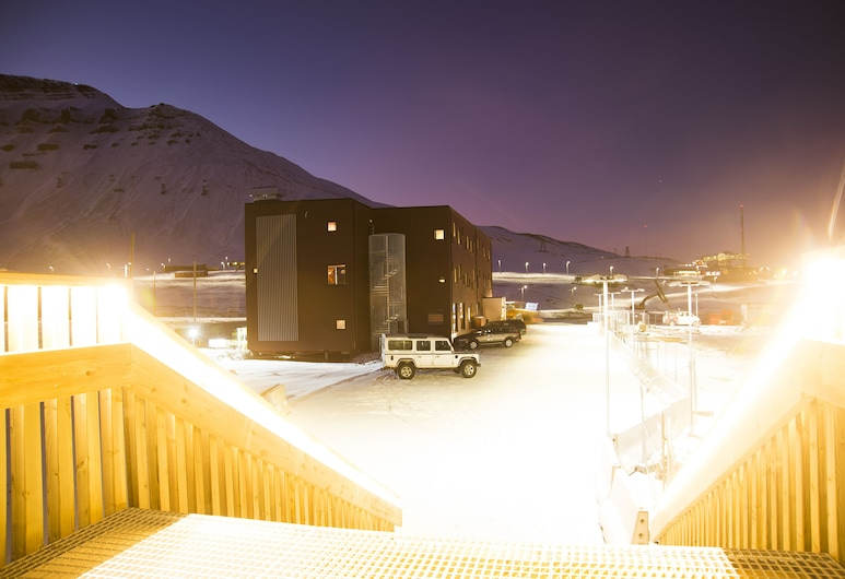 Svalbard Hotell | The Vault, Longyearbyen, Property Grounds