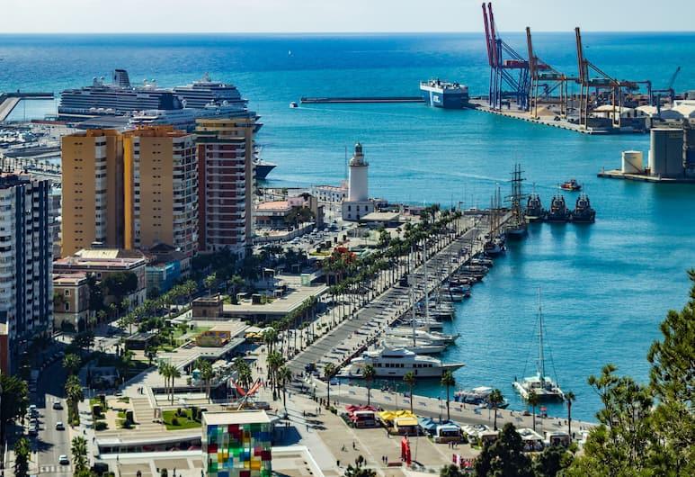 Málaga Premium Hotel, Málaga, Výhľad z výšky