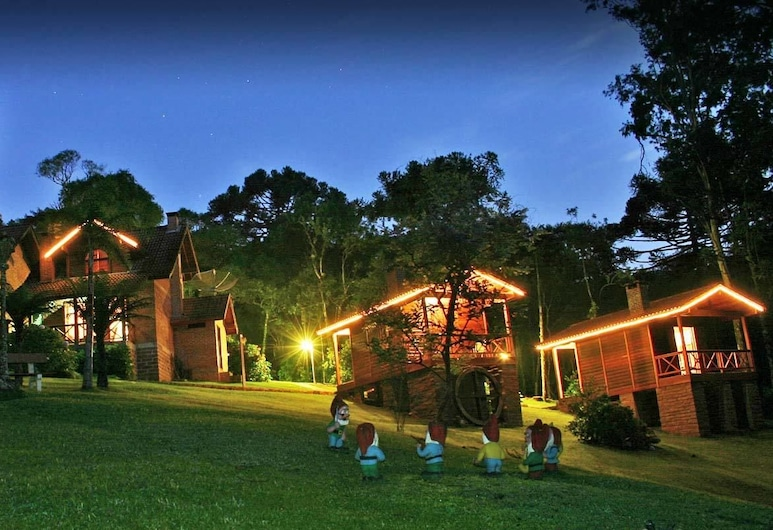 Chalets do Vale, Gramado, Taman