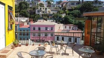 Foto van La Galería in Valparaiso