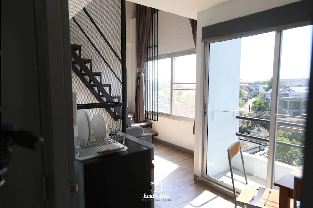 Mini Loft - Guest Room
