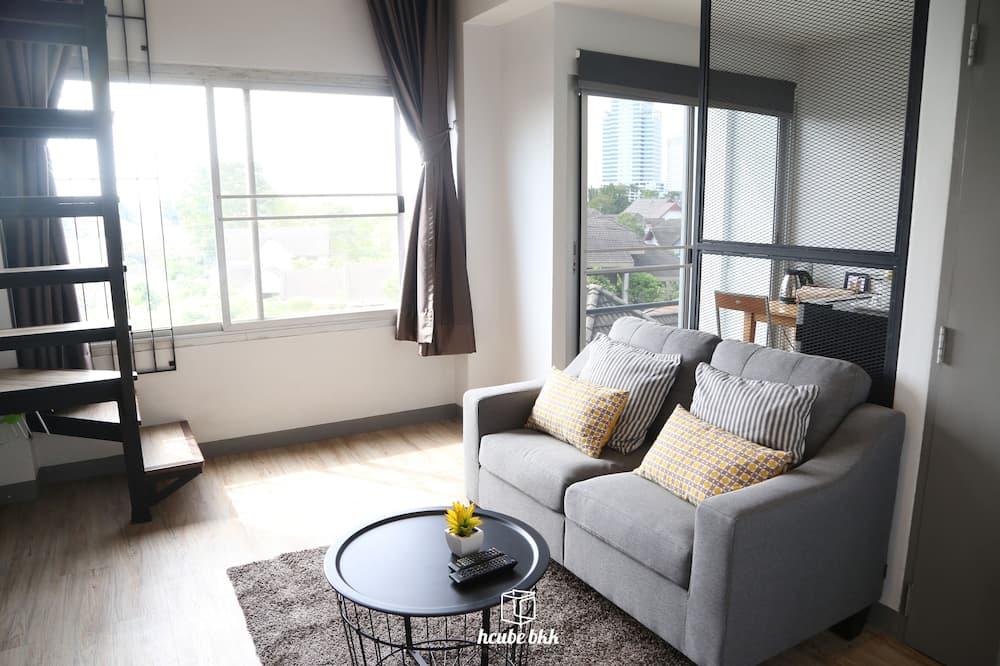 Mini Loft - Living Area