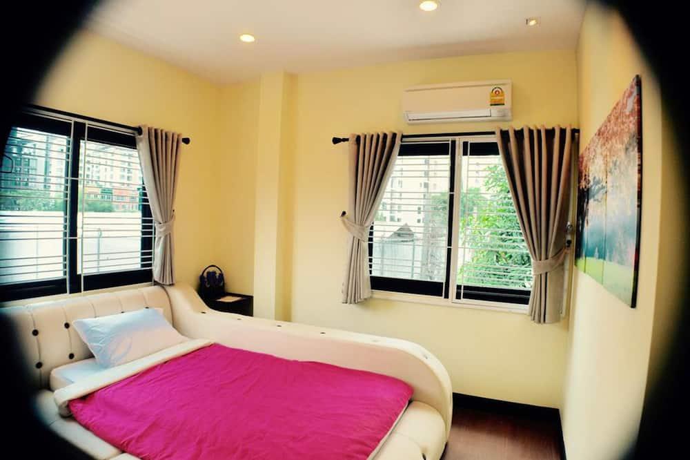4 Bedrooms - Powierzchnia mieszkalna
