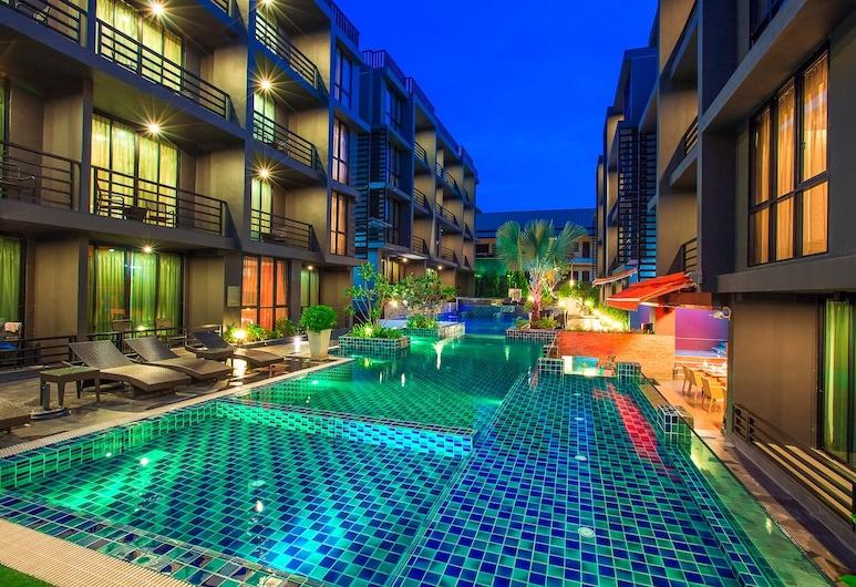 沙繆亞斯皮拉旅居酒店, 蘇梅島, 室外泳池