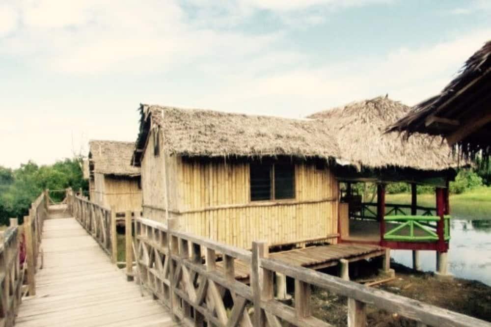 Villa - Badezimmer