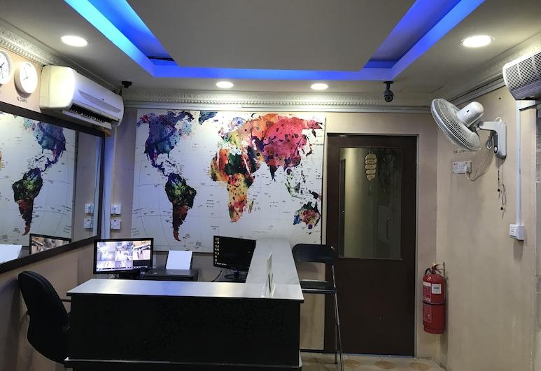 ABS Bintang Guest House, Kuala Lumpur, Reception