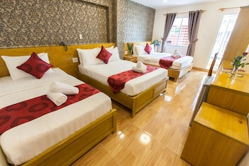 胡志明市愛戀花園 II 飯店的相片
