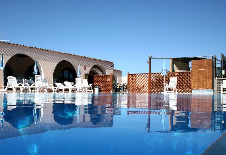 La Plata Beach Hotel, Sorso, Zwembad