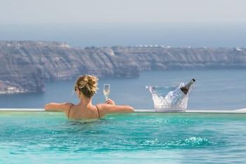 Fotografia do Mythical Blue Luxury Suites em Santorini