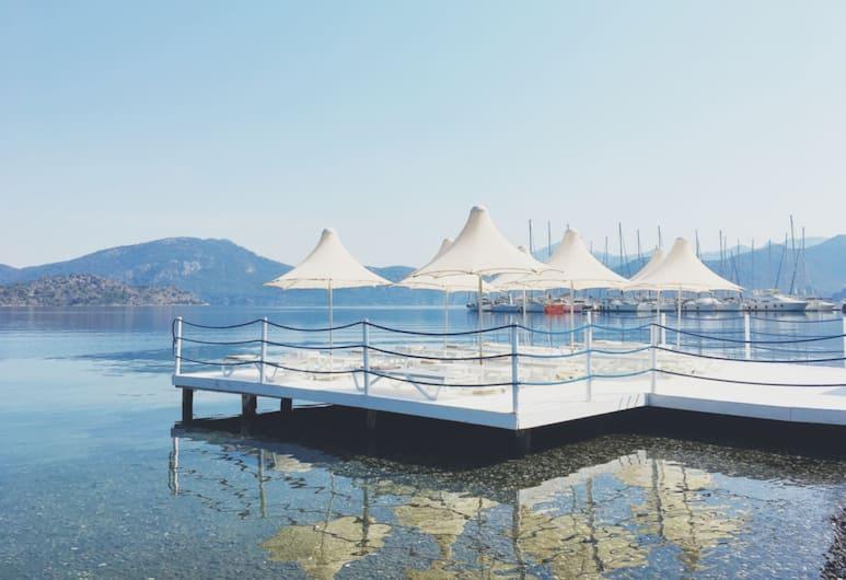 Melek Hotels Selimiye, Marmaris, Plaj