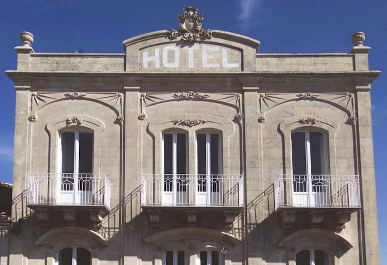 Sanvito Hostel, Ragusa, Fachada del hotel