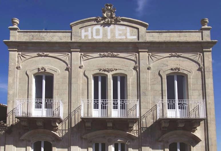Sanvito Hostel, Ragusa, Facciata hotel
