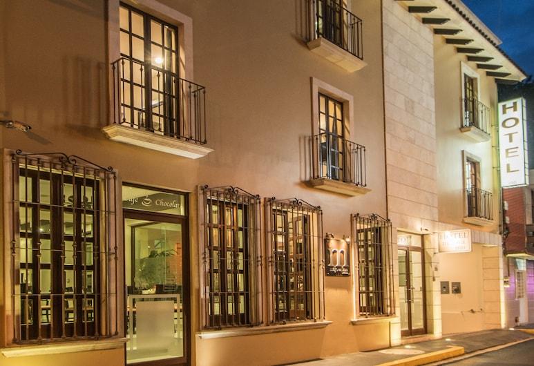 Hotel Majova Inn Xalapa, Xalapa, Exterior