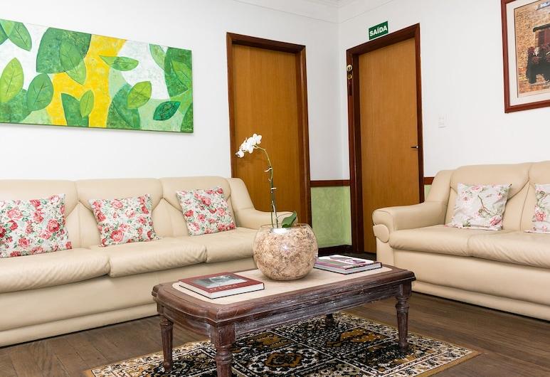 Hotel Residenza, Sao Paulo, Lobby Sitting Area