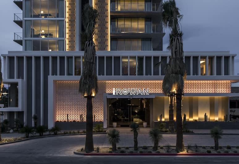 金普頓羅文棕櫚泉飯店, 棕泉市, 外觀