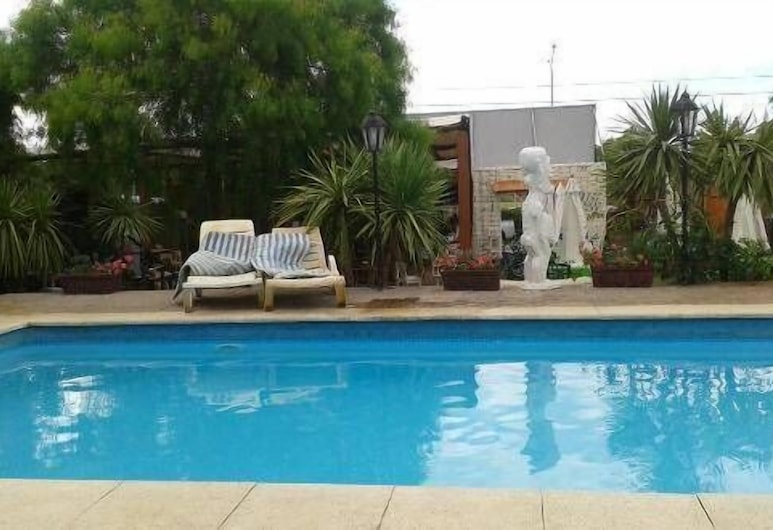 尼亞加拉市區飯店, 普拉塔公園, 室外游泳池