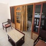 Kamar Twin Comfort, 2 Tempat Tidur Double, akses difabel, pemandangan laut sebagian - Balkon
