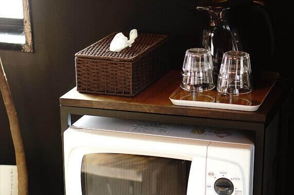Holiday Home (No Kitchen) - Shared kitchen