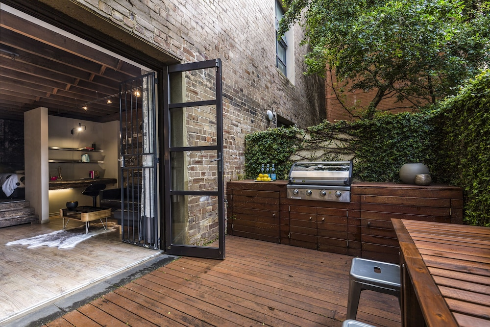 Sydney Warehouse Conversion, Chippendale
