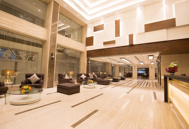 Hotel Kiscol Grands, Coimbatore, Lobby társalgó