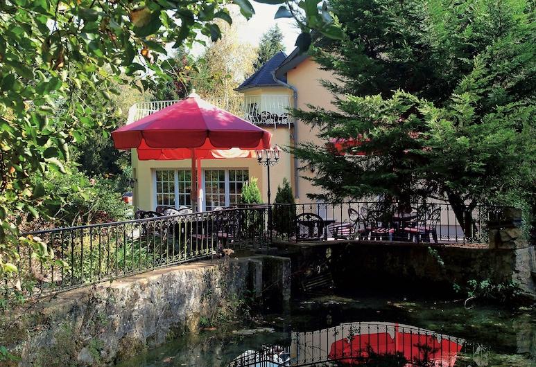Hôtel Au Vieux Moulin, Echternach, Garden