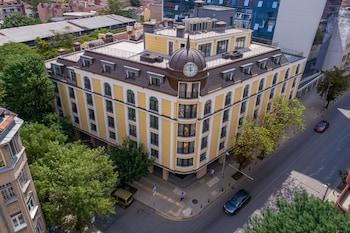 Sofia — zdjęcie hotelu COOP Hotel