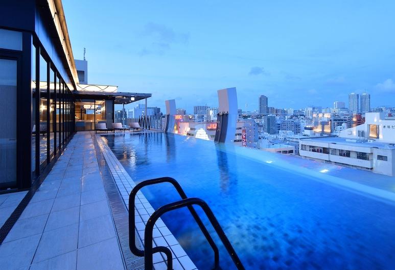 水之都那霸酒店, 那霸, 室外泳池