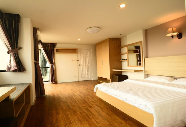 Bangna 21 Residence, Bangkok, Corner Room, Zimmer