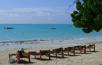 Foto av Kimte Beach Lodge i Jambiani