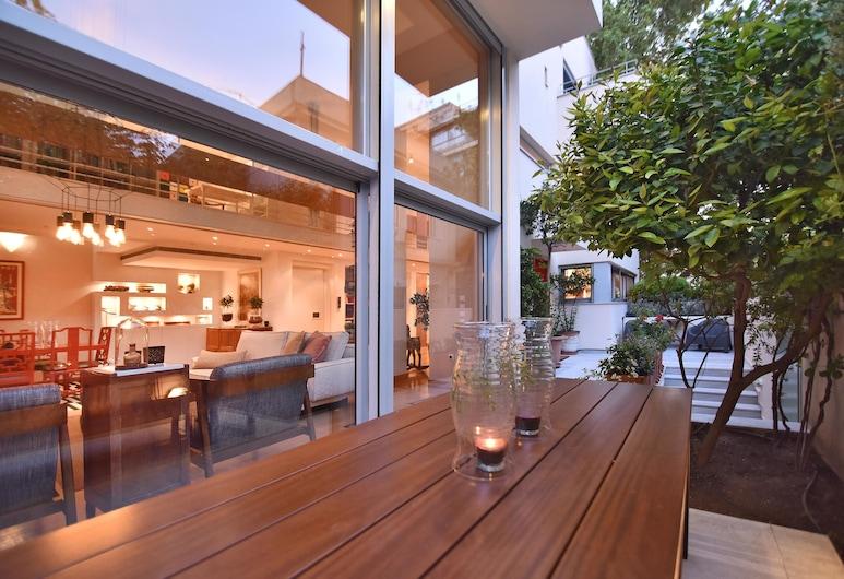 Villa Amaryllis, Athens, Villa, 5 Bedrooms, Terrace/Patio