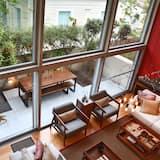 Willa, 5 sypialni - Powierzchnia mieszkalna