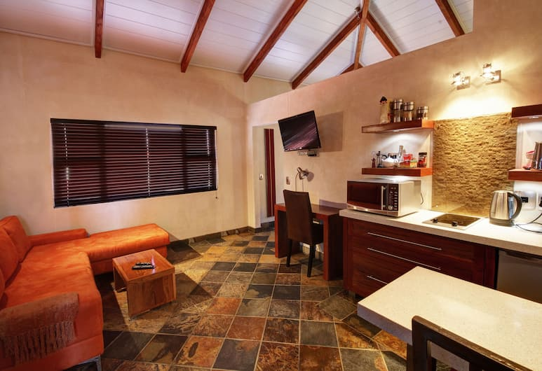 Hartmann Suites, Windhoek, Standardní apartmán, 1 ložnice, Pokoj