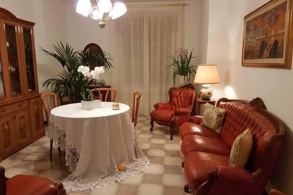 Maja, 2 magamistoaga - Lõõgastumisala