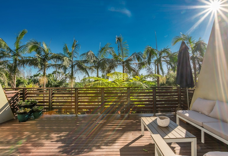 Kiah Beachside, Byron Bay, Terraza o patio