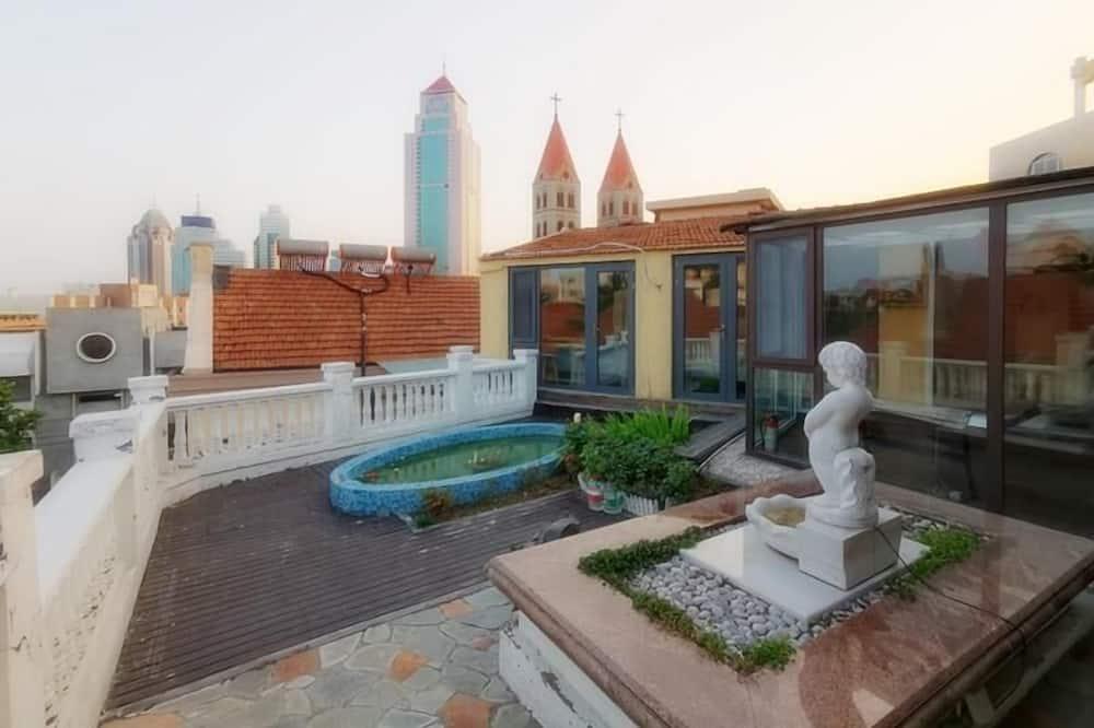 Habitación panorámica - Terraza o patio