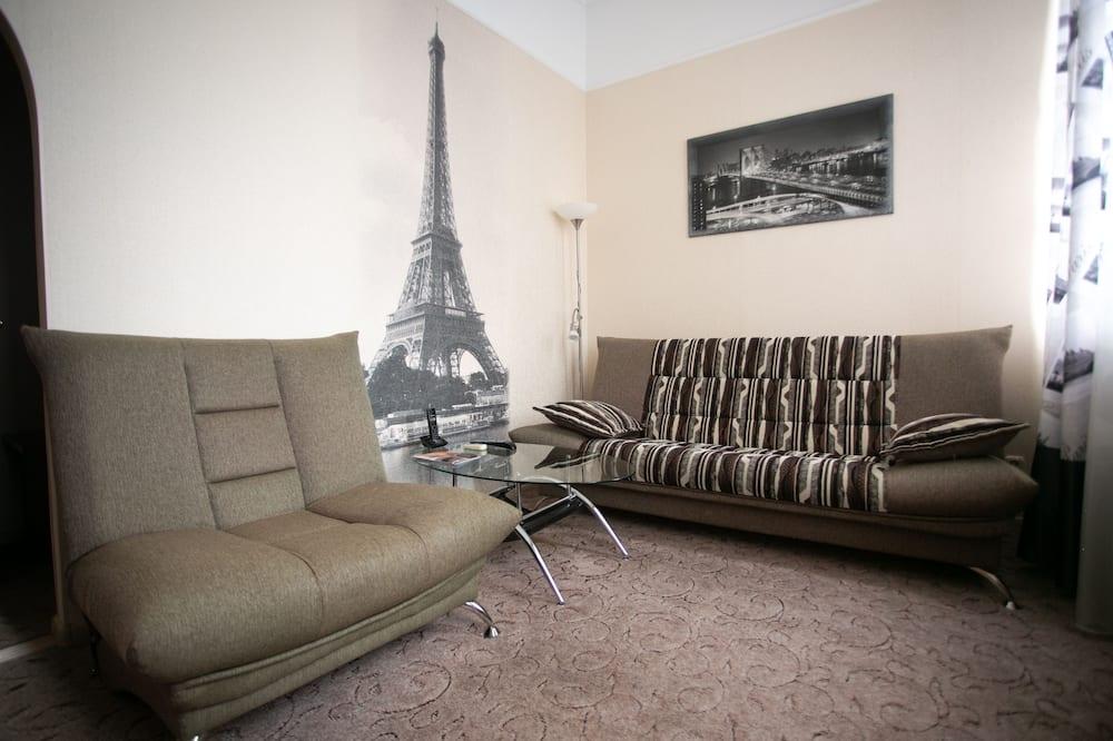 Izba typu Comfort, 1 spálňa - Obývacie priestory