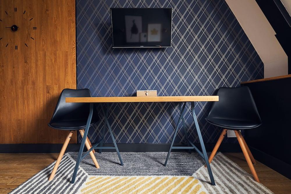 Apartament rodzinny typu Suite, taras - Salon