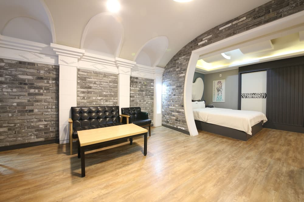 Deluxe Double Room - Imej Utama
