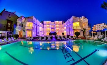 Didim bölgesindeki Sunset Village Apart Hotel resmi