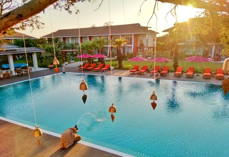 Amata Garden Resort Bagan, Nyaung-U, Piscine en plein air