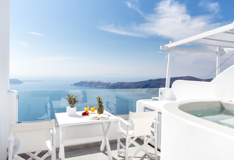 Unique Suites, Santorini