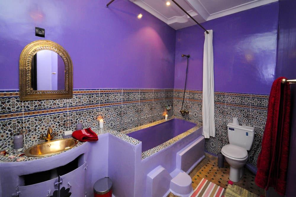 双人房 (Koutoubia) - 浴室