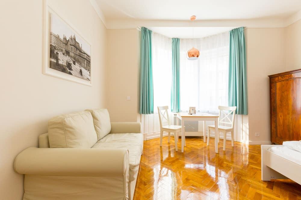Štúdio typu Premier, 1 veľké dvojlôžko - Obývacie priestory