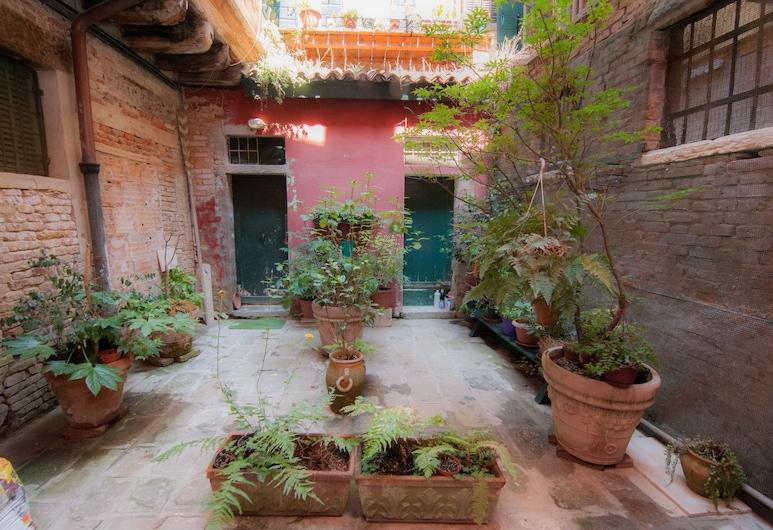 Casa Albrizzi, Venedig, Terrasse/Patio